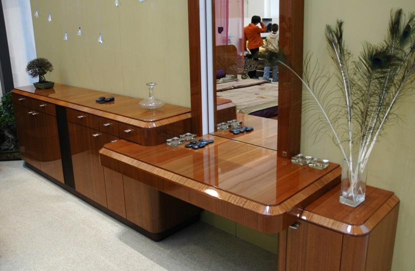 Különleges hálószoba bútor tervezés.