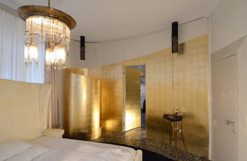Luxus hálószoba tervezés és kivitelezés.