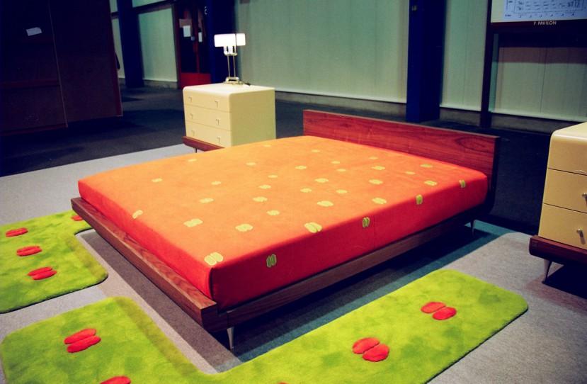 Egyedi ágy tervezés és kivitelezés.