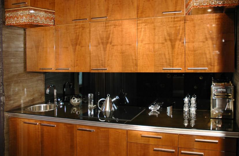 Luxus konyha tervezés és kivitelezés.