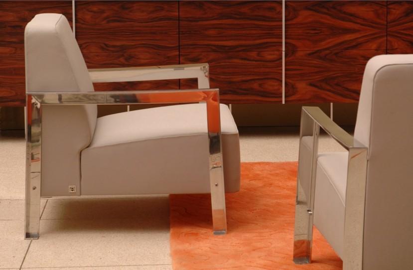 Egyedi design fotel tervezés.