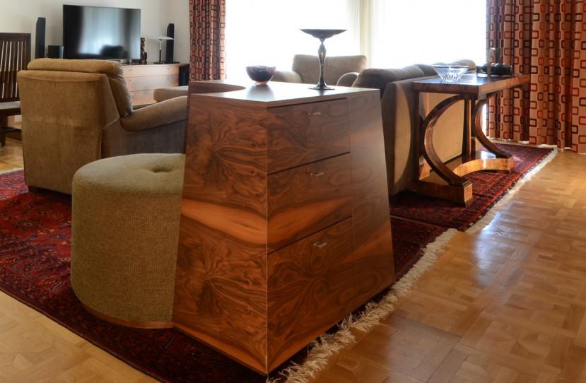 Egyedi design fotel tervezés és kivitelezés.