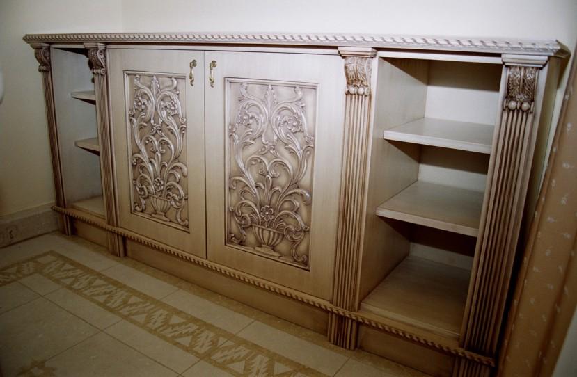 Különleges design bútor tervezés.
