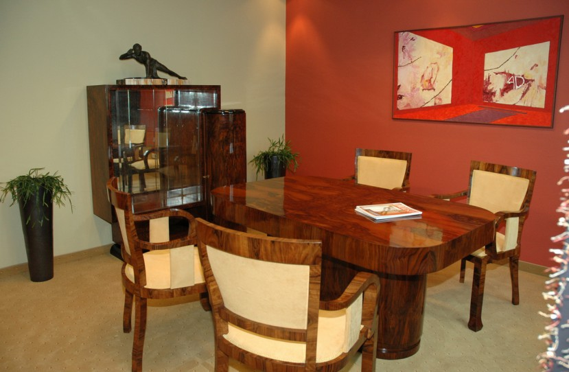 Egyedi irodai bútor tervezés.