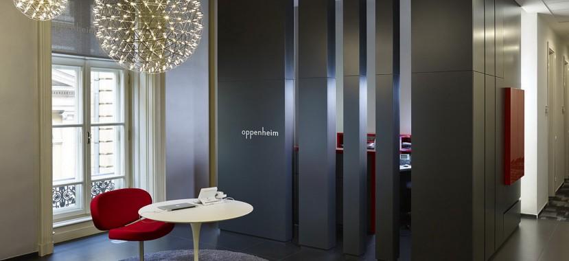 Iroda, üzleti tér belsőépítészeti kivitelezése.