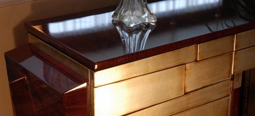 Különleges és egyedi nappali szoba bútor kivitelezése.