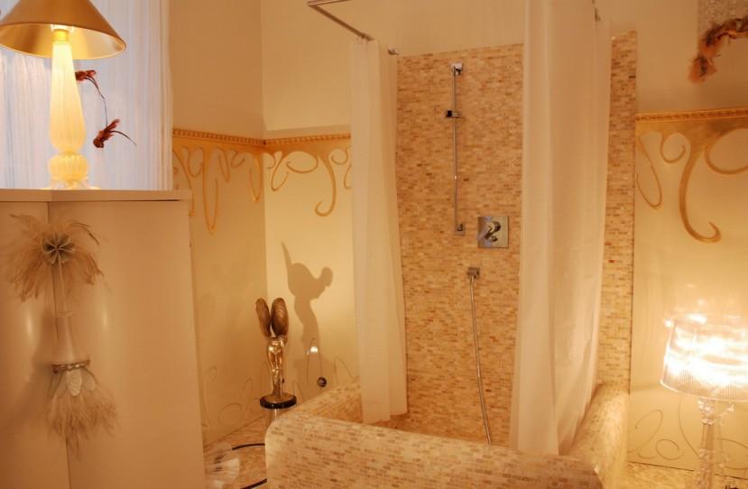 Luxus fürdőszoba tervezés.