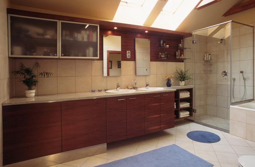Egyedi fürdőszoba bútor tervezés és kivitelezés.