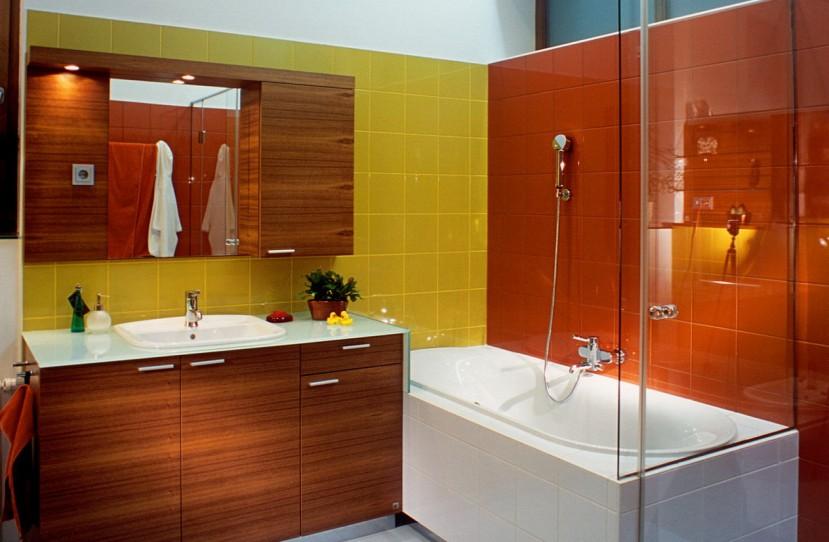 Egyedi fürdőszoba bútor tervezés.