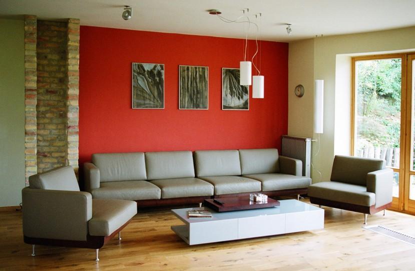 Nappali szoba tervezés.